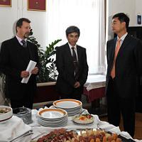 Delegacija NR Kine u posjetu Ugostiteljskoj školi