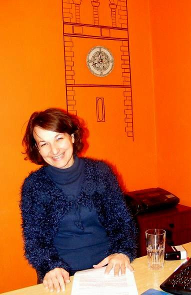 Ines Greblo - Direktorica Kastafskog kulturnog leta