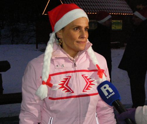 Suzi Petričić - ravnateljica Parka prirode Učka
