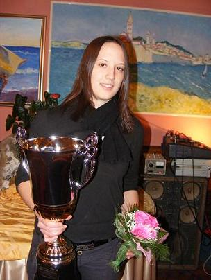 Ivona Tubić - Karate klub Volosko