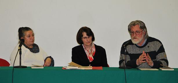 Marija Trinajstić, dr. sc. Ines Srdoč - Konestra i dr. sc. Milorad Stojević