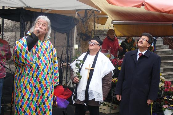 Duško Jeličić Dule, Emil Jeletić, Ivo Dujmić