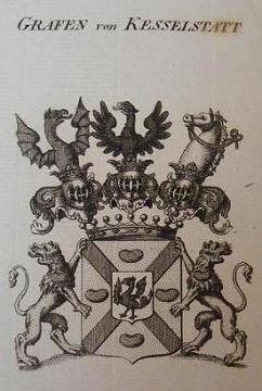Grb obitelji Kesselstatt