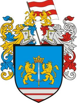 Grb obitelji Keglević