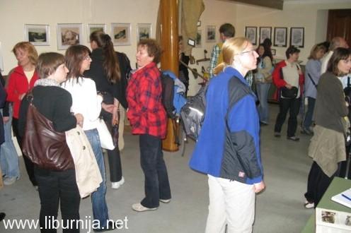 ...razgledavanje Etno zbirke...
