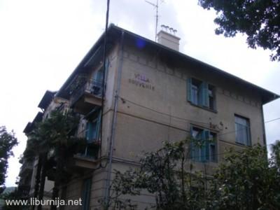 Vila Souvenir u Opatiji