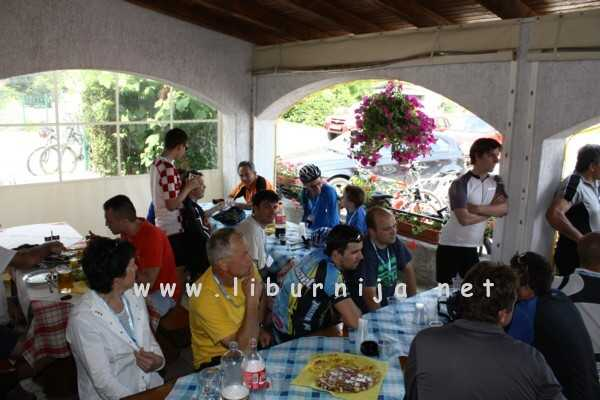 Liburnija.net: Biciklijada po Ceste domaće hrani @ oštarija Fiorin - Matulji
