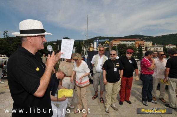 Liburnija.net: Don Rajko od Magrosa @ Liburnia Classic Oldtimer Rally