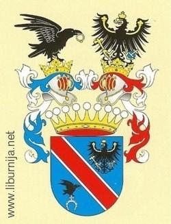 Grb obitelji Mieroszewski