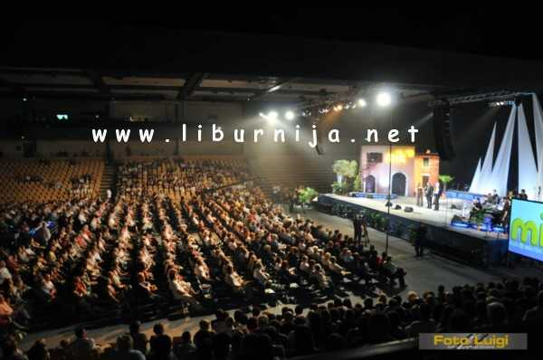 Liburnija.net: ... dvorana je lepo napunjena