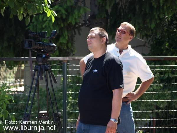 Zoran Ventin i Alfred Šaina