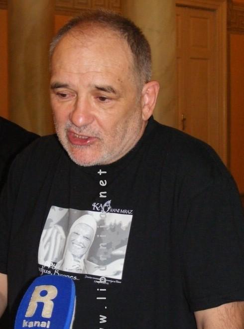 Liburnija.net: Đorđe Balašević u ugodnom ćaskanju s novinarima @ vila Angiolina, Opatija