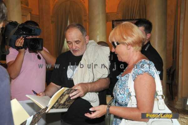Liburnija.net: Đole, može jedan potpis za Olgu... @ Vila Angiolina, Opatija