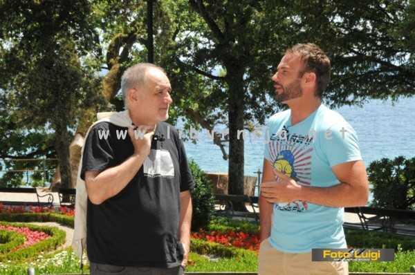 Liburnija.net: Đole i Davor Garić @ Park Angiolina, Opatija