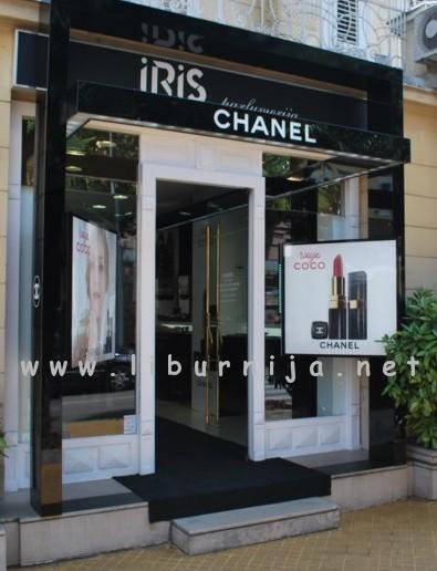 Liburnija.net: Chanel @ Opatija