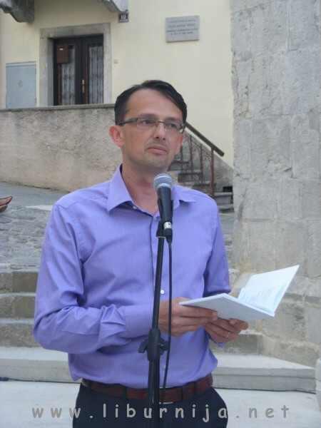 Liburnija.net: Gradonačelnik Kastva - Ivica Lukanović
