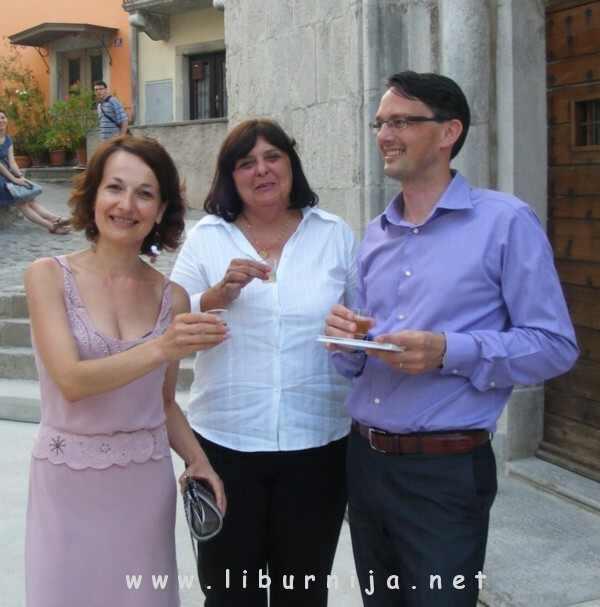 Liburnija.net: Ines Greblo, Nada Turina Đurić i Ivica Lukanović