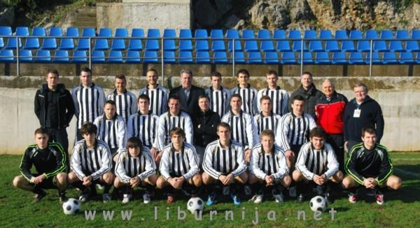 Liburnija.net: Nogometni klub Opatija - Seniorska ekipa