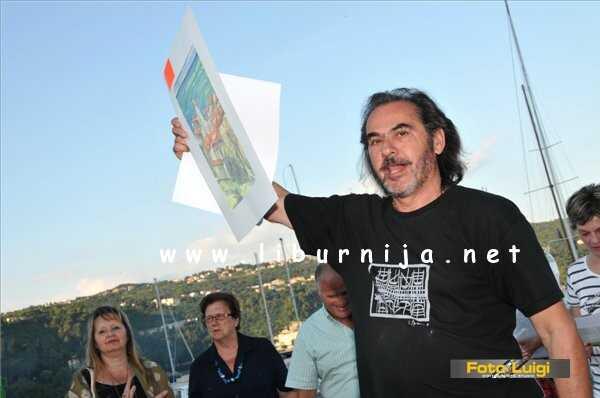 Liburnija.net: Adalbert Žvab, Slovenija - Dobitnik posebnog priznanja u općoj skupini