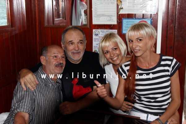 Liburnija.net: Mustafa, Đorđe, Marijana i Branka...