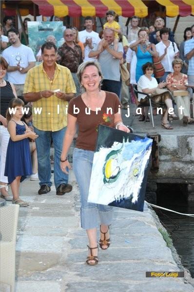 Liburnija.net: Erika Medanić, Kostrena - Pobjednica opće skupine