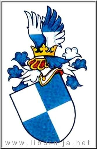 Liburnija.net: Grb obitelji Woracziczky