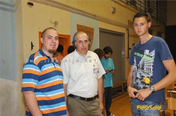 Liburnija.net: Tomislav Lesinger i Korado Korlević @ Liburnicon 2010.