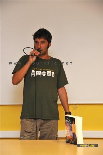Liburnija.net: Krešimir Mišak prezentira novu knjigu @ Liburnicon 2010.