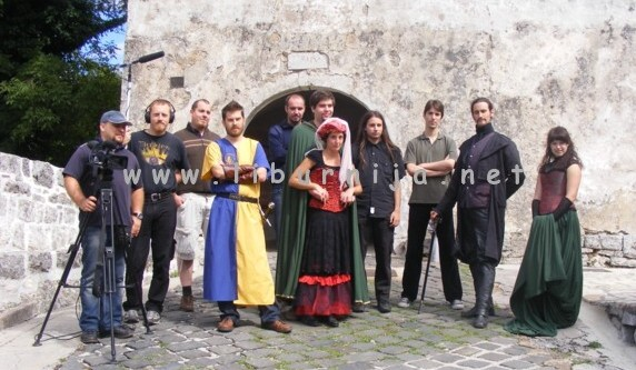 Liburnija.net: Tehnička i glumačka ekipa na okupu @ Veprinac