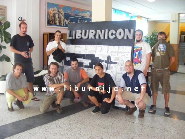 Liburnija.net: Ekipa Liburnicona u Osnovnoj školi Rikard Katalinić Jeretov @ Opatija
