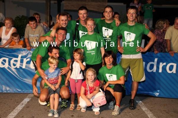 Liburnija.net: 2. mjesto @ Jadranske igre, Matulji
