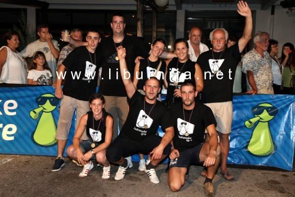 Liburnija.net: 3. mjesto @ Jadranske igre, Matulji