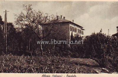Liburnija.net: Ospedale @ Volosca