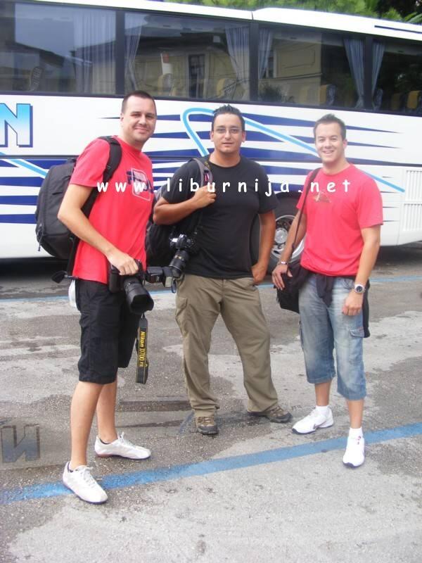 Liburnija.net: Sandro, Petar i Nick - jake opatijske 'foto snage' @ Opatija