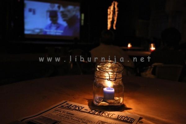 Liburnija.net: Detalj s filmskih projekcija @ Matulji
