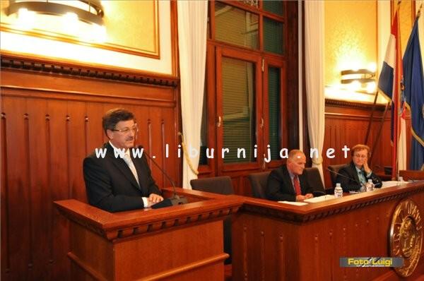 Liburnija.net: Sjednica gradskog vijeća @ Opatija
