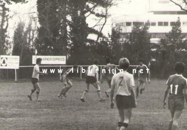 Liburnija.net: Juniori iz 1978. godine @ Opatija