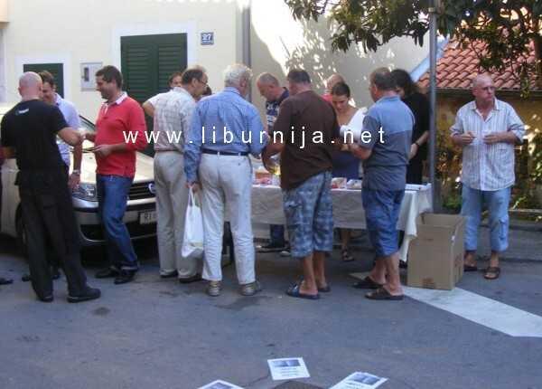 Liburnija.net: Si su na padele... @ Volosko