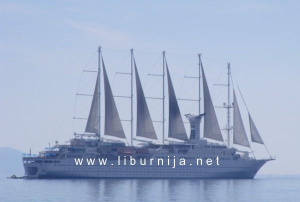 Liburnija.net: 'Wind surf' @ Opatija