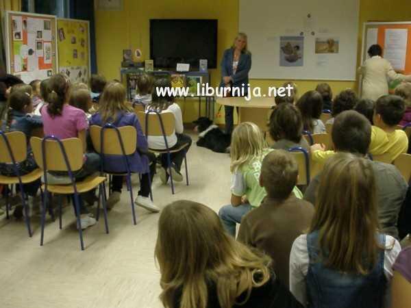 Liburnija.net: Obilježen Međunarodni dan zaštite životinja @ O.Š. Rikard Katalinić Jeretov