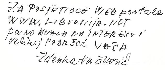 Liburnija.net: posveta za Liburnija.net