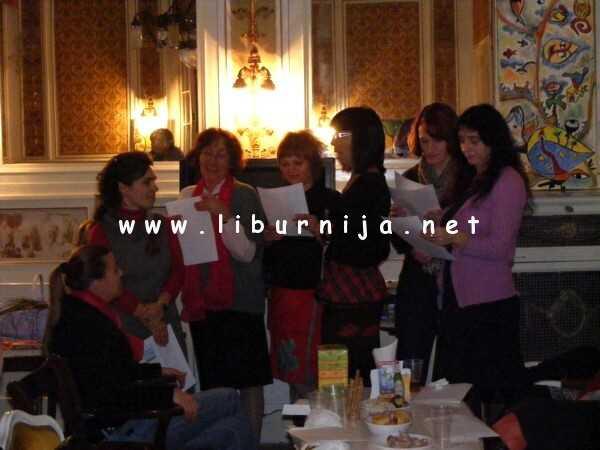 Liburnija.net: Pripreme za igrokaz @ Opatija