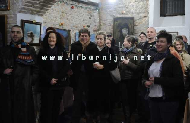 Liburnija.net: Publika u Opatijskom portunu...