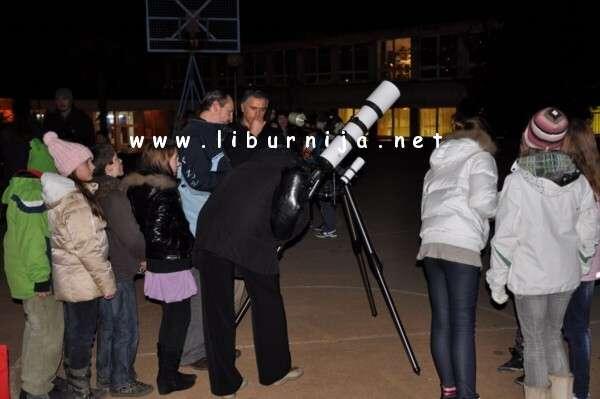 Liburnija.net: Astronomska radionica - Upoznajmo noćno nebo @ Opatija