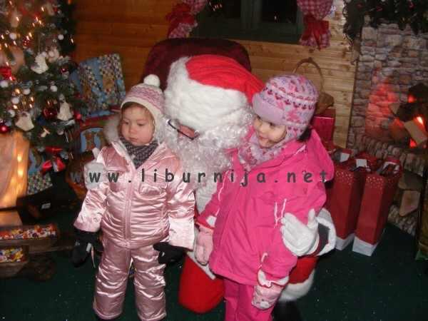 Liburnija.net: Jrdna za uspomenu s Djedom Božićnjakom @ Poklon