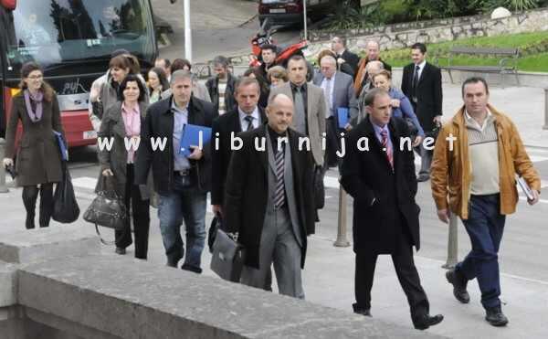 Liburnija.net: Studijska grupa s Kosova u posjeti gradskim službama @ Opatija