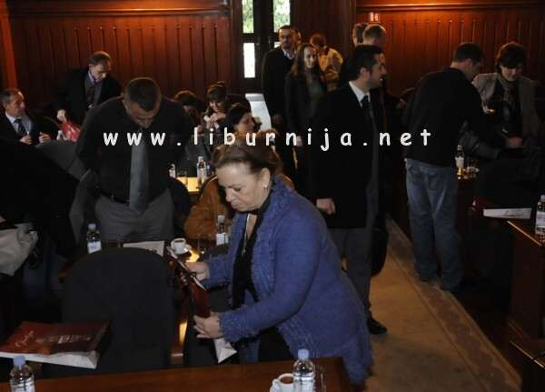 Liburnija.net: Gosti s Kosova u gradskoj vijećnici @ Opatija