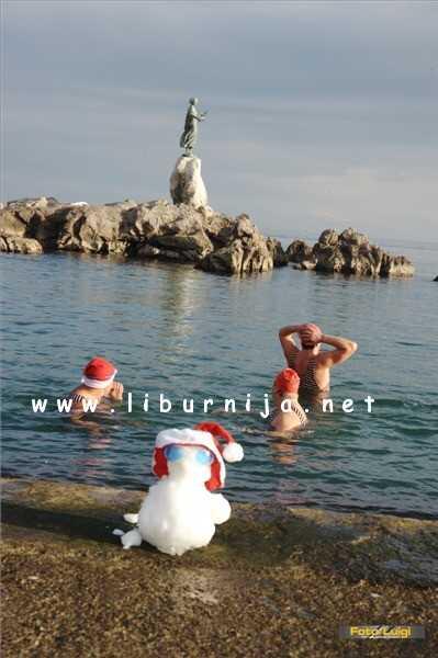 Liburnija.net: Opatijski Kukali - Picigin na 5°C @ Slatina