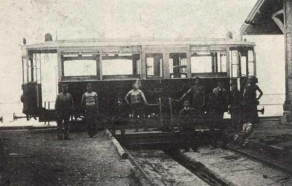 Liburnija.net: Opatijski tramvaj...