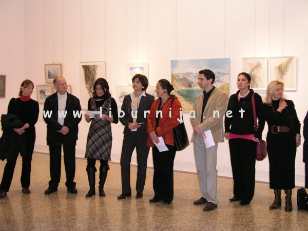 Liburnija.net: Otvaranje izložbe Park prirode Učka očima umjetnika @ Opatija